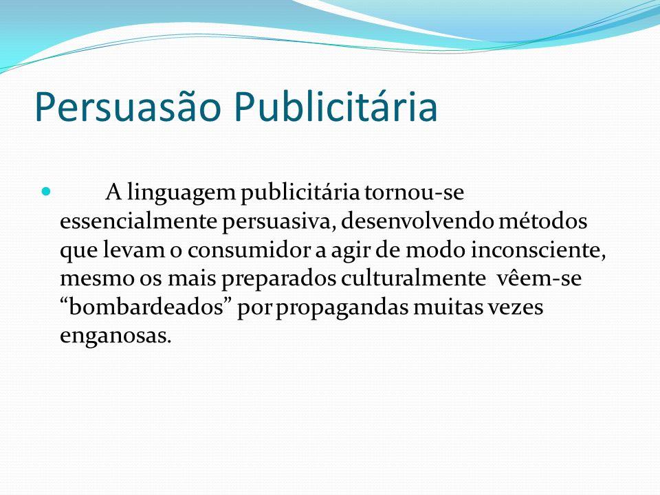 Persuasão Publicitária