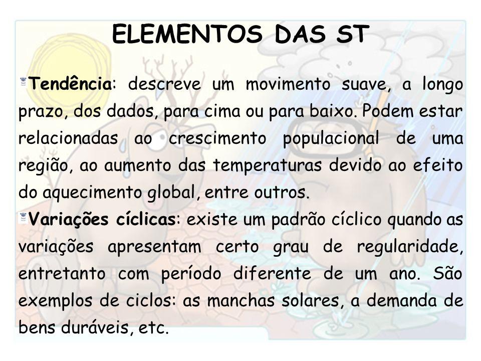 ELEMENTOS DAS ST