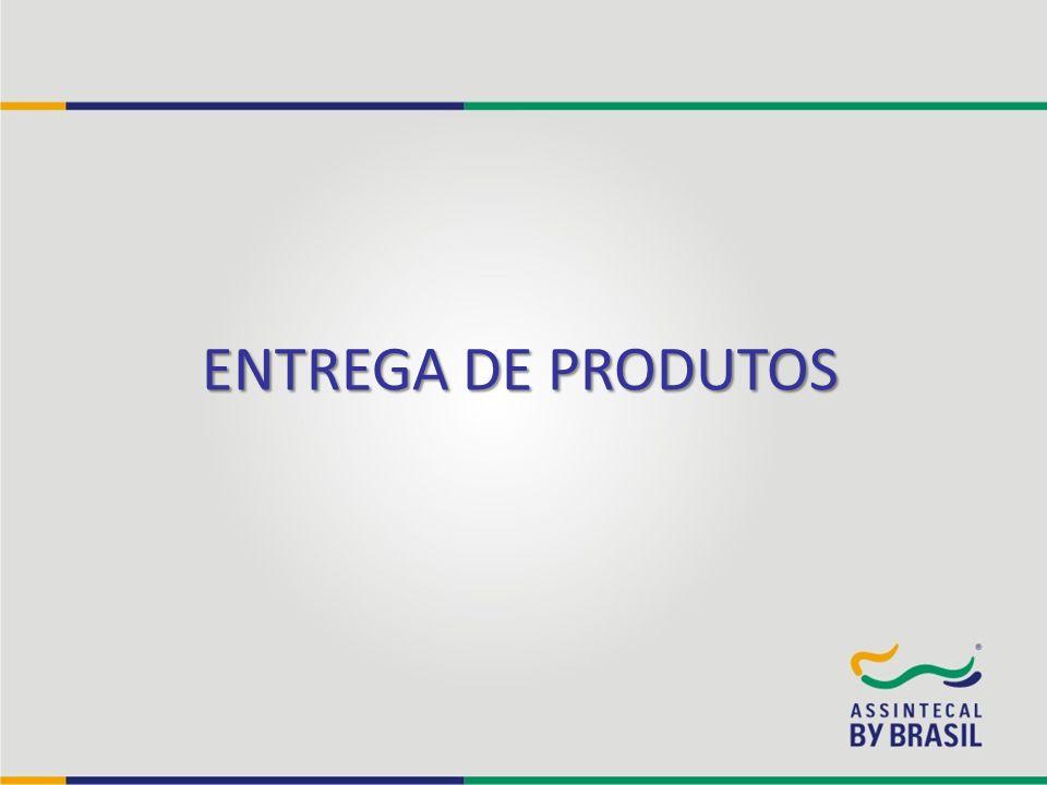 ENTREGA DE PRODUTOS