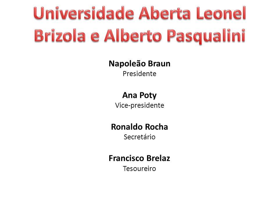 Universidade Aberta Leonel Brizola e Alberto Pasqualini