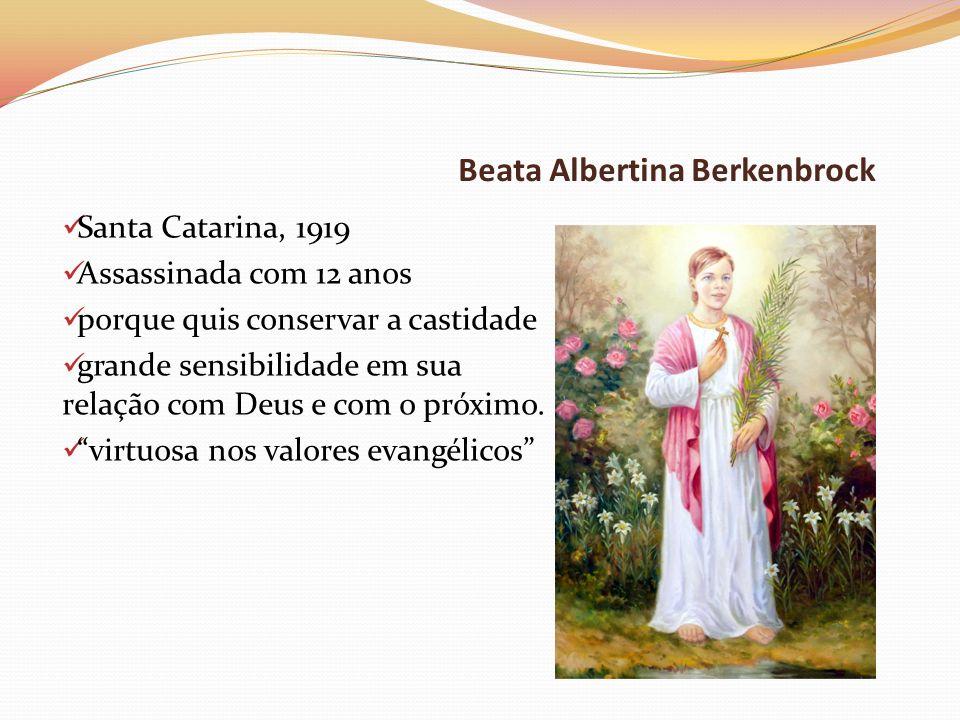 Beata Albertina Berkenbrock