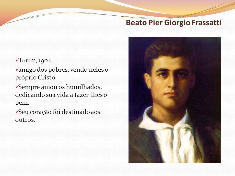 Beato Pier Giorgio Frassatti