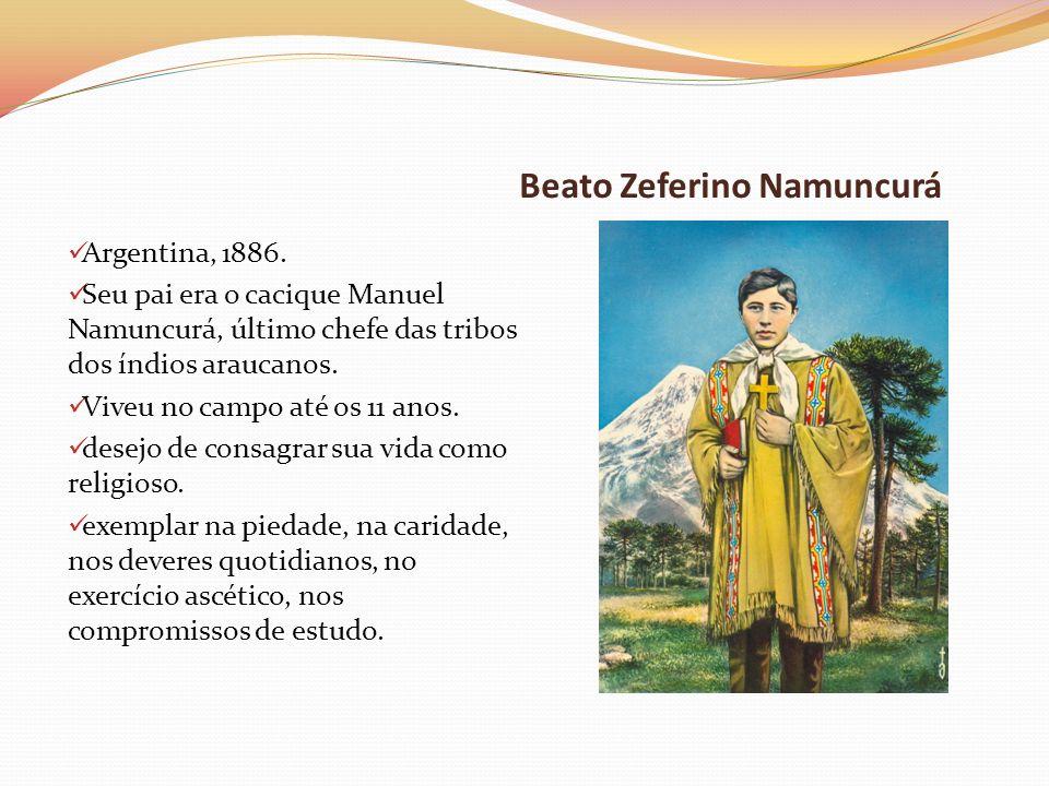 Beato Zeferino Namuncurá