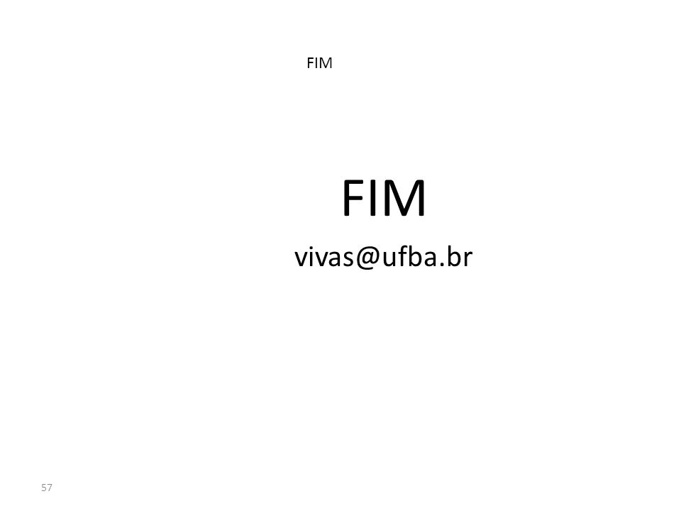 FIM FIM vivas@ufba.br
