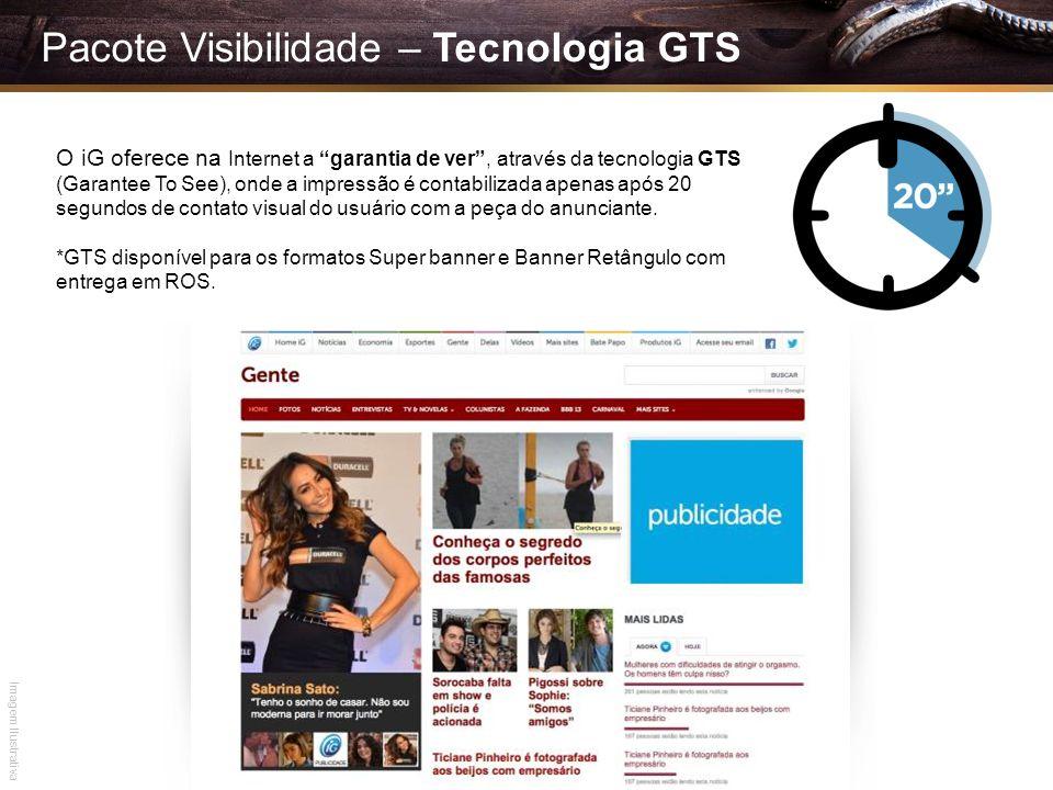 Pacote Visibilidade – Tecnologia GTS