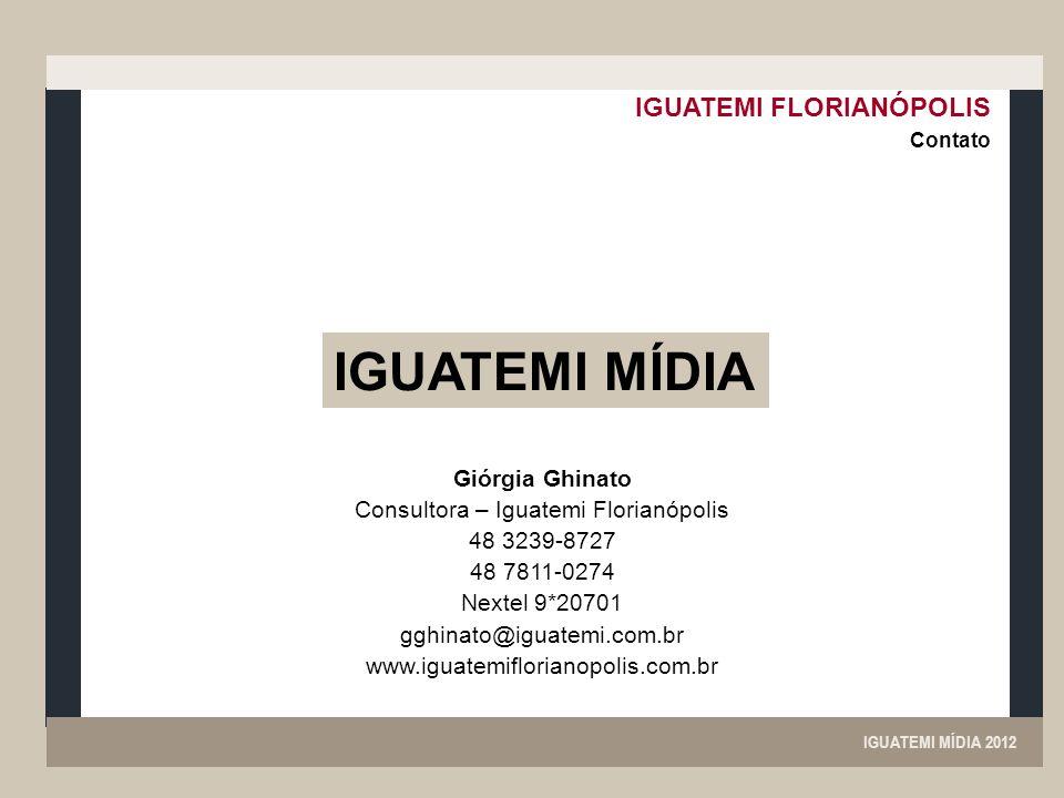 Consultora – Iguatemi Florianópolis