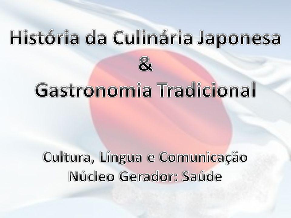 História da Culinária Japonesa & Gastronomia Tradicional