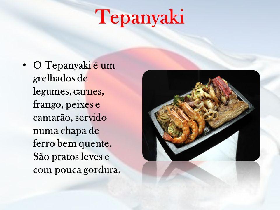 Tepanyaki