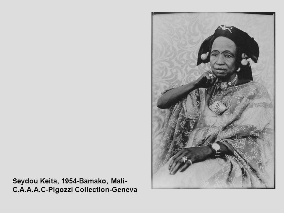 Seydou Keita, 1954-Bamako, Mali-