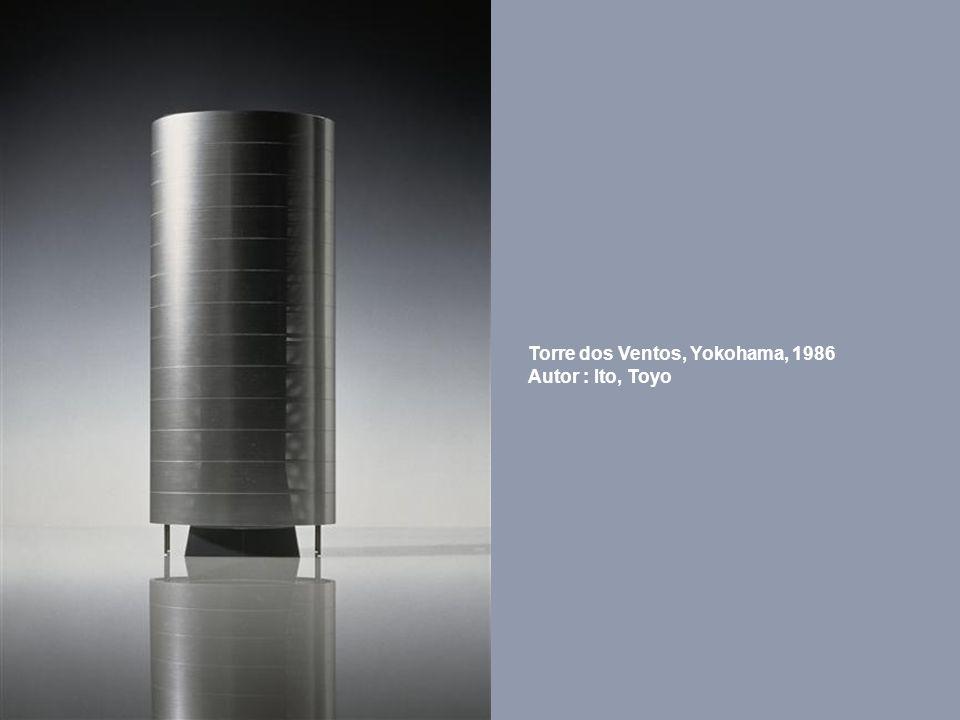 Torre dos Ventos, Yokohama, 1986