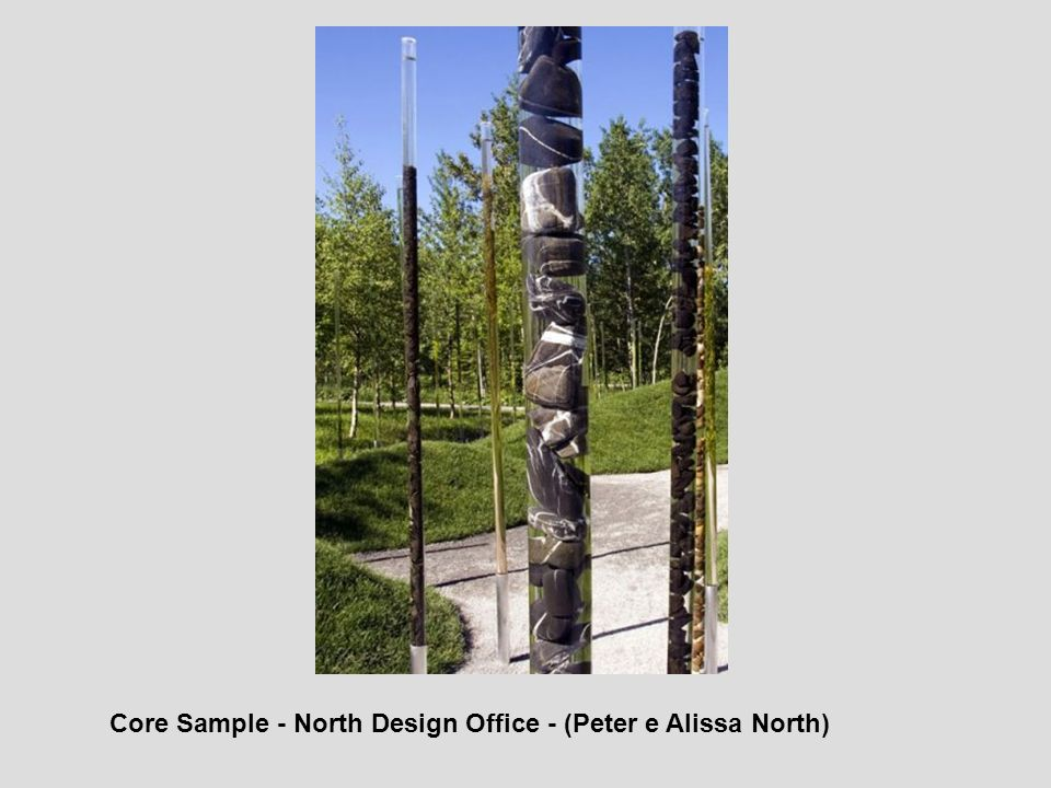 Core Sample - North Design Office - (Peter e Alissa North)