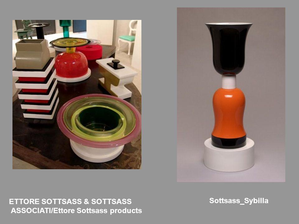 ETTORE SOTTSASS & SOTTSASS
