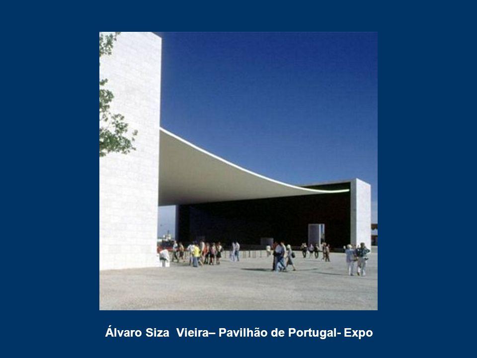 Álvaro Siza Vieira– Pavilhão de Portugal- Expo