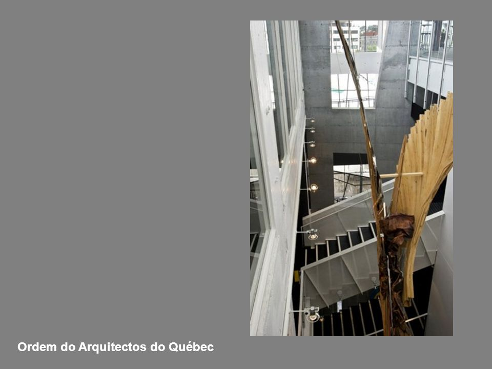 Ordem do Arquitectos do Québec