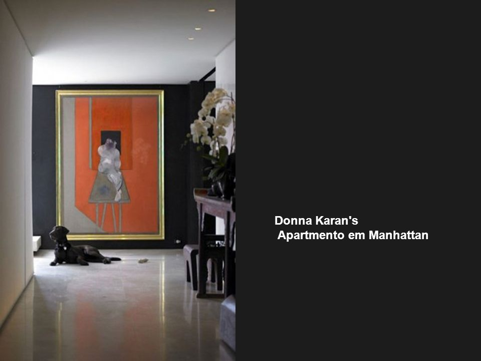 Donna Karan s Apartmento em Manhattan