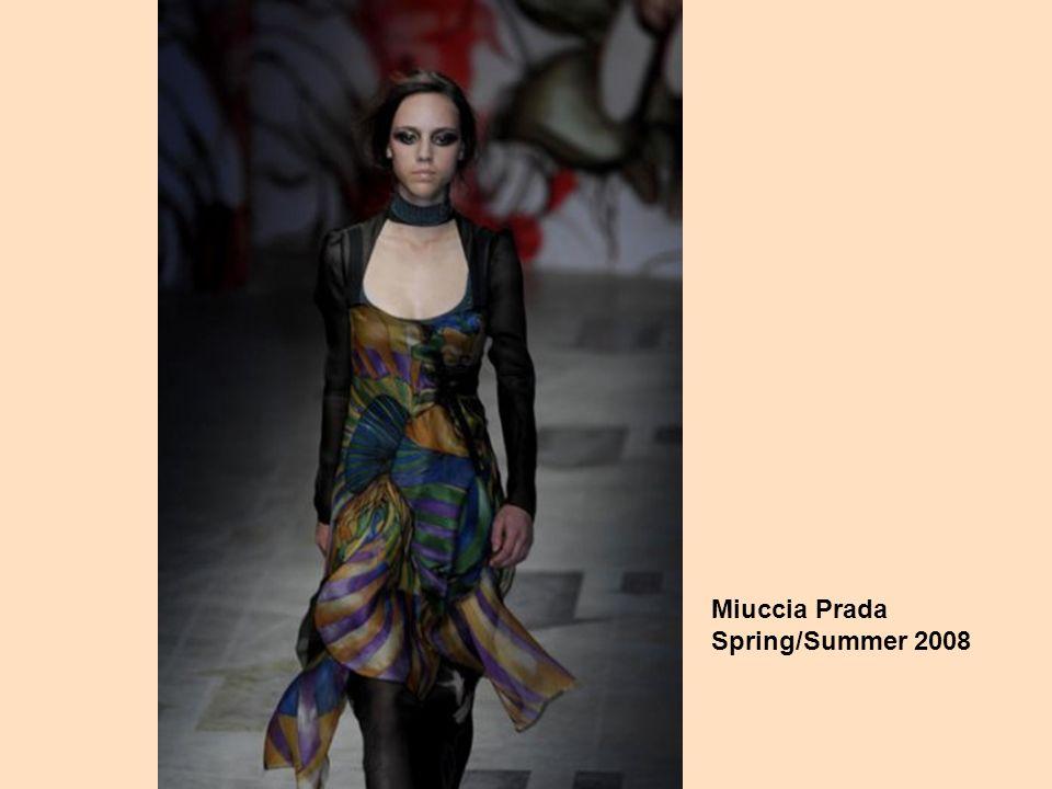 Miuccia Prada Spring/Summer 2008