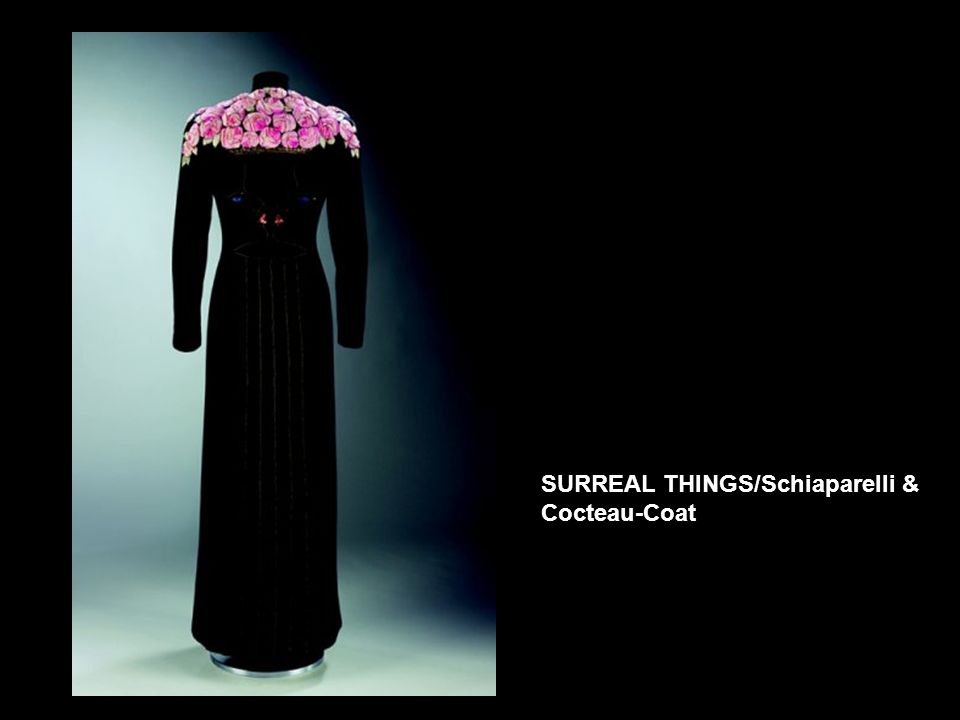 SURREAL THINGS/Schiaparelli &