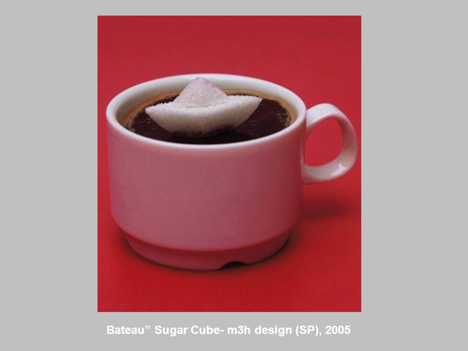 Bateau Sugar Cube- m3h design (SP), 2005