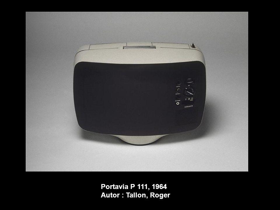 Portavia P 111, 1964 Autor : Tallon, Roger