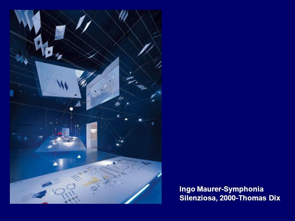 Ingo Maurer-Symphonia