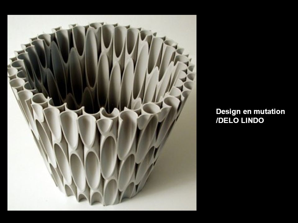 Design en mutation /DELO LINDO