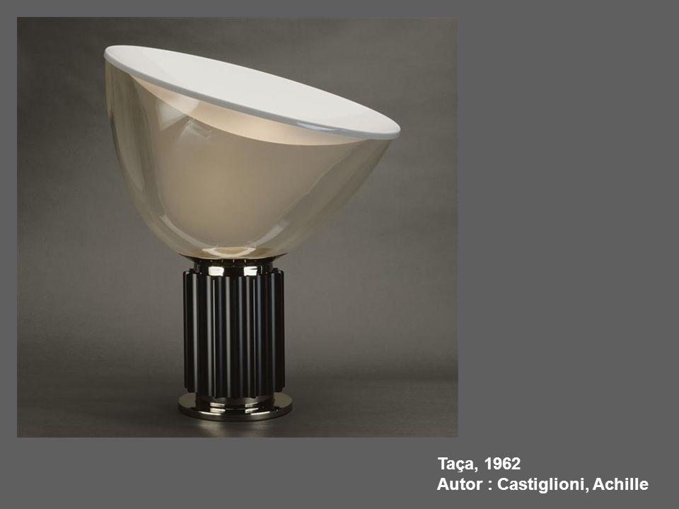 Taça, 1962 Autor : Castiglioni, Achille