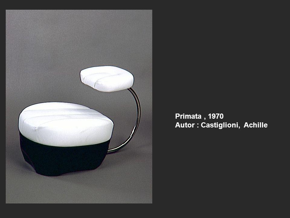 Primata , 1970 Autor : Castiglioni, Achille