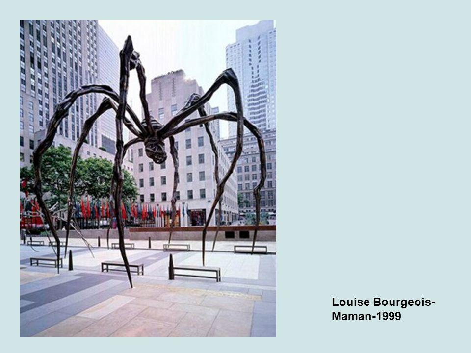 Louise Bourgeois- Maman-1999