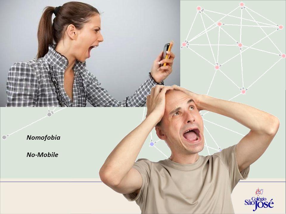 Nomofobia No-Mobile