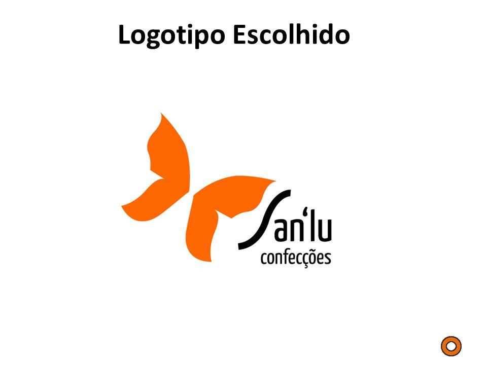 Logotipo Escolhido Outro elemento importante relacionado às apresentações é o cuidado com a pesquisa.