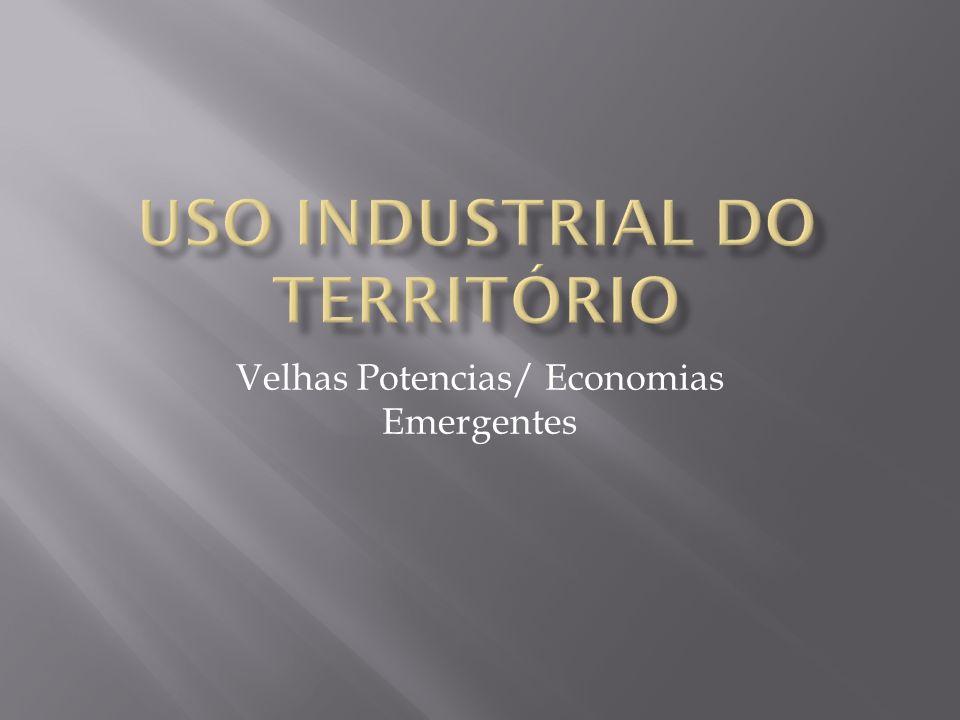 Uso Industrial do Território