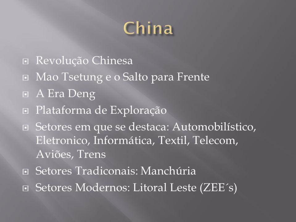China Revolução Chinesa Mao Tsetung e o Salto para Frente A Era Deng