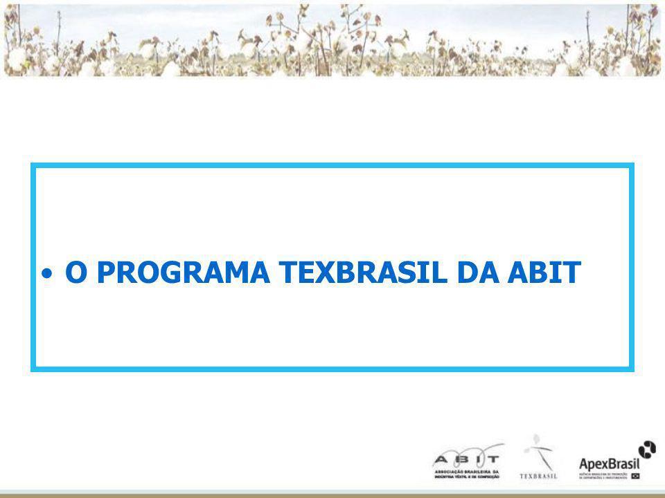 O PROGRAMA TEXBRASIL DA ABIT