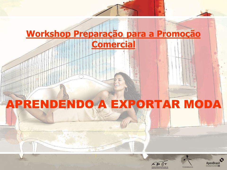 Workshop Preparação para a Promoção Comercial