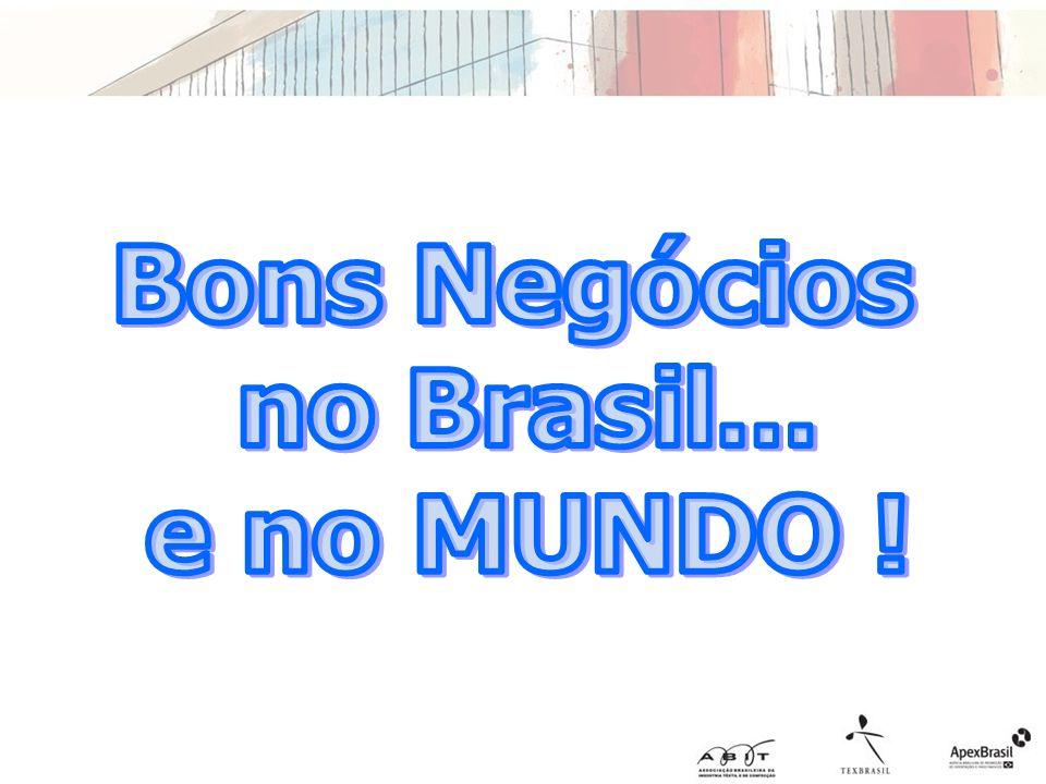 Bons Negócios no Brasil... e no MUNDO !