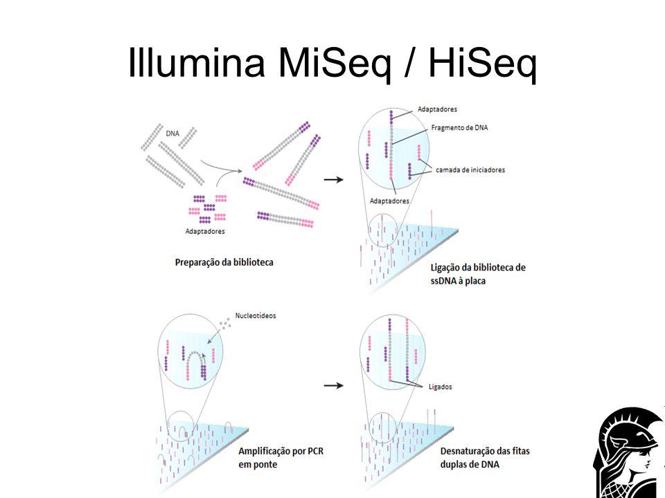 Illumina MiSeq / HiSeq