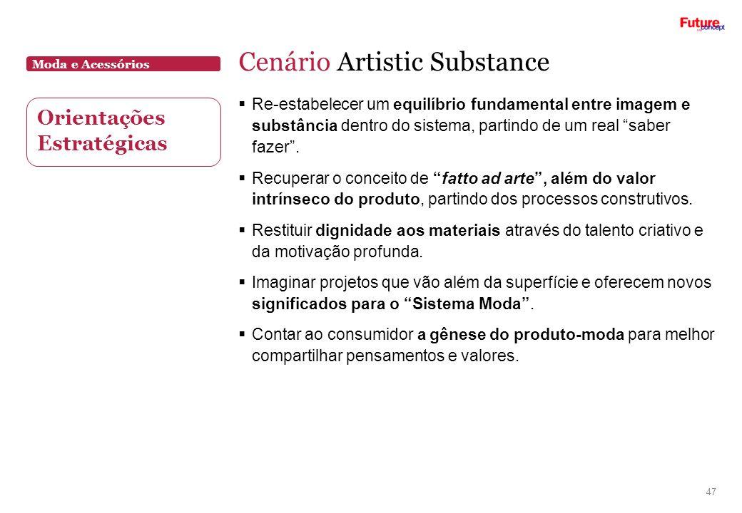 Cenário Artistic Substance