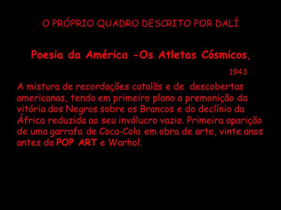 1943 Poesia da América -Os Atletas Cósmicos,