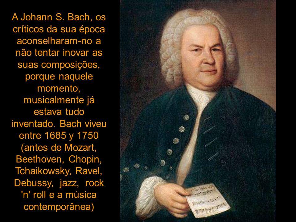 A Johann S.