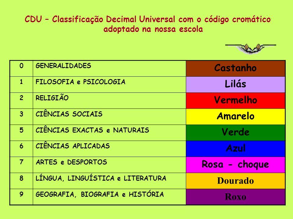 Castanho Lilás Vermelho Amarelo Verde Azul Rosa - choque Dourado Roxo