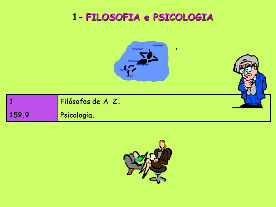 1- FILOSOFIA e PSICOLOGIA