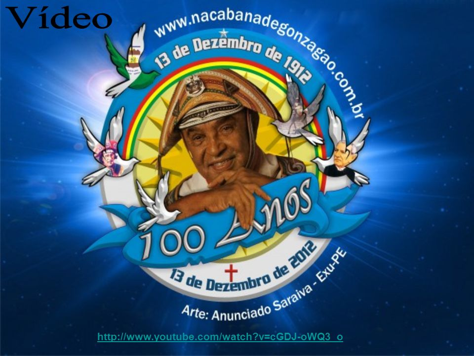 Vídeo http://www.youtube.com/watch v=cGDJ-oWQ3_o