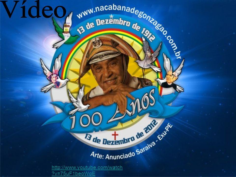 Vídeo http://www.youtube.com/watch v=75uF1beoWoE