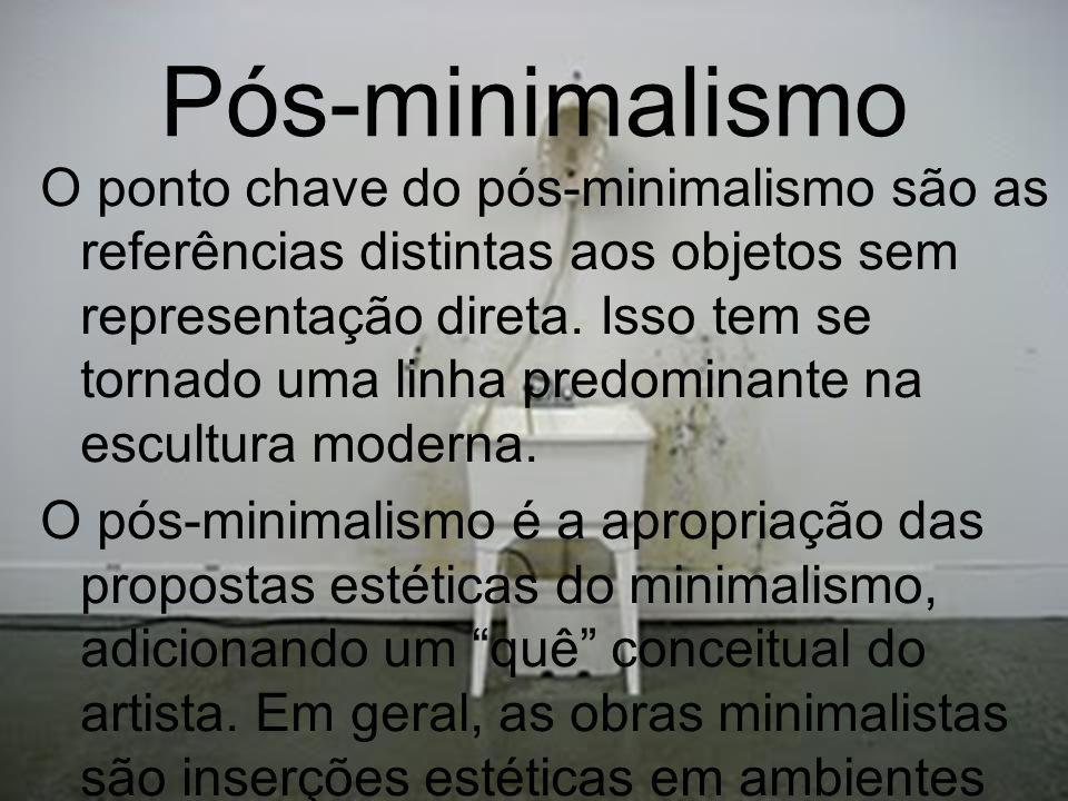 Pós-minimalismo