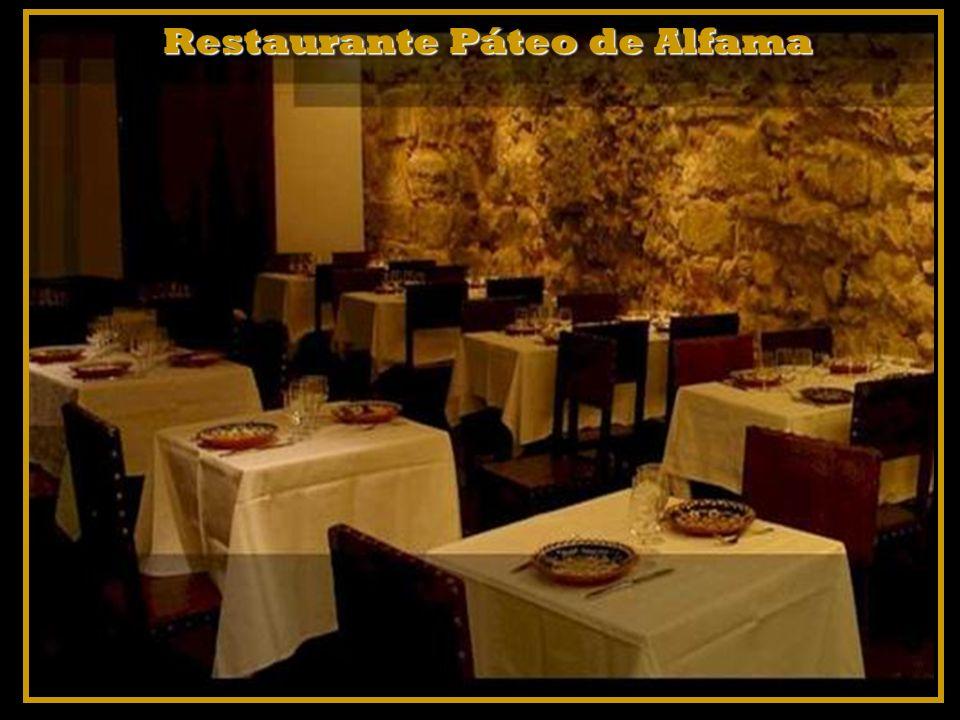 Restaurante Páteo de Alfama
