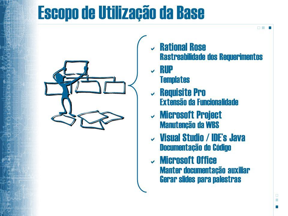 Escopo de Utilização da Base