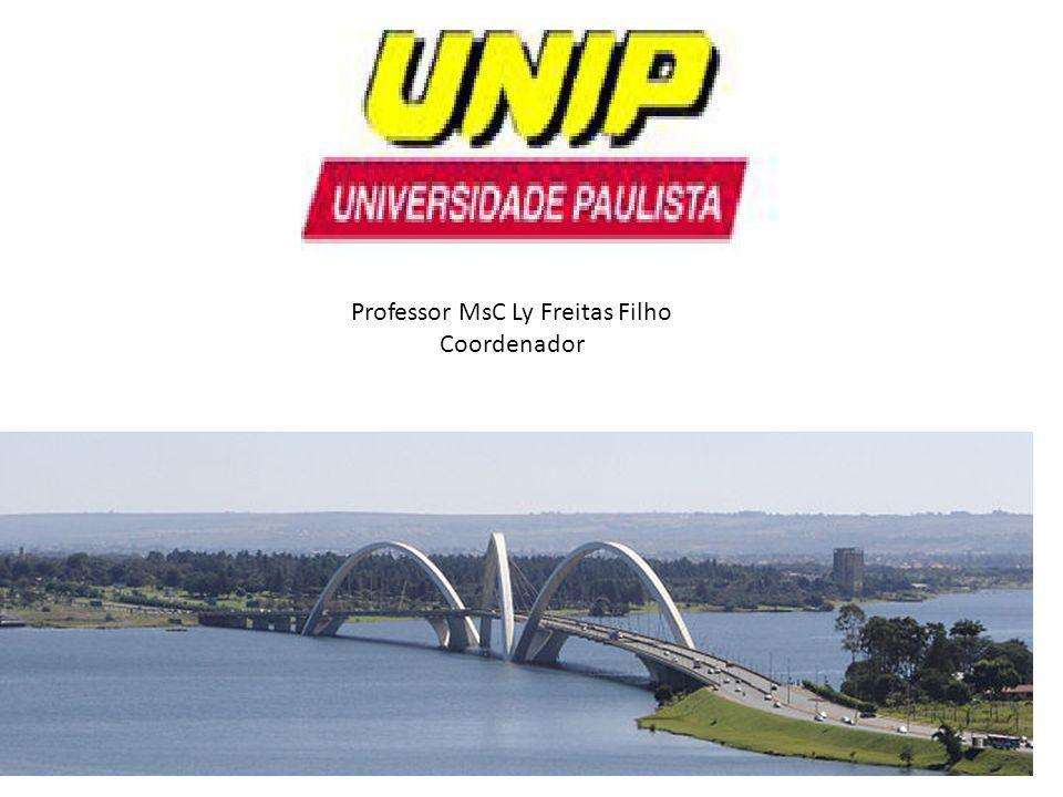 Professor MsC Ly Freitas Filho