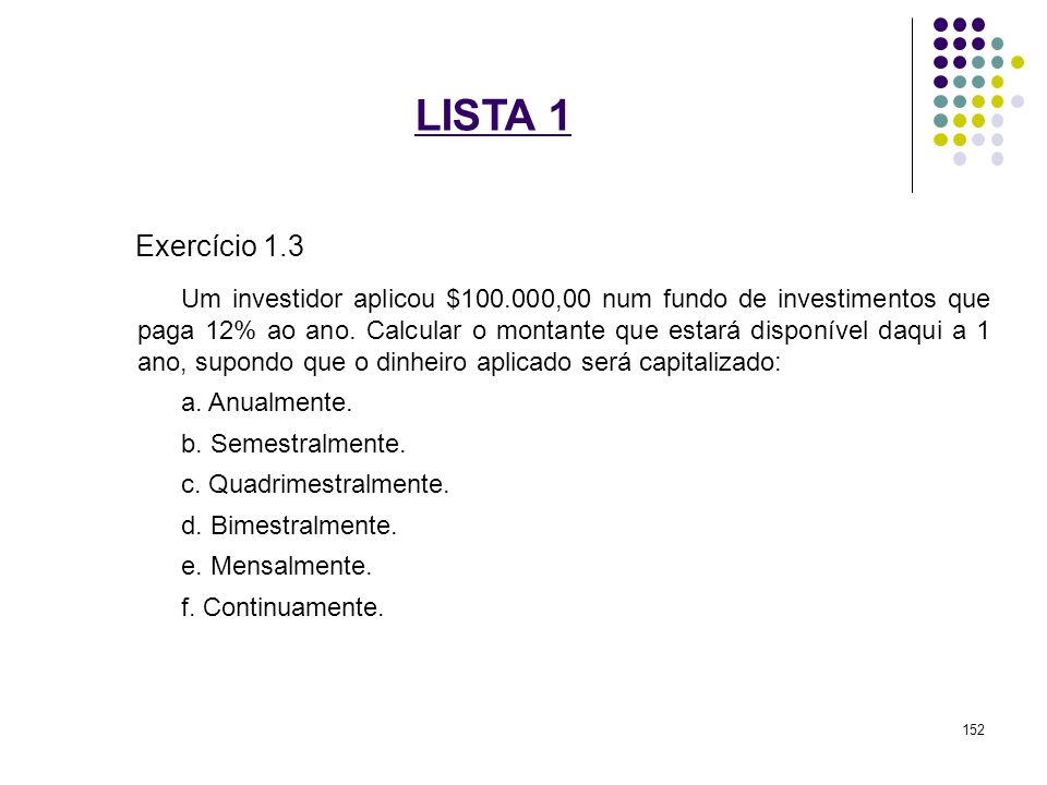LISTA 1 Exercício 1.3.