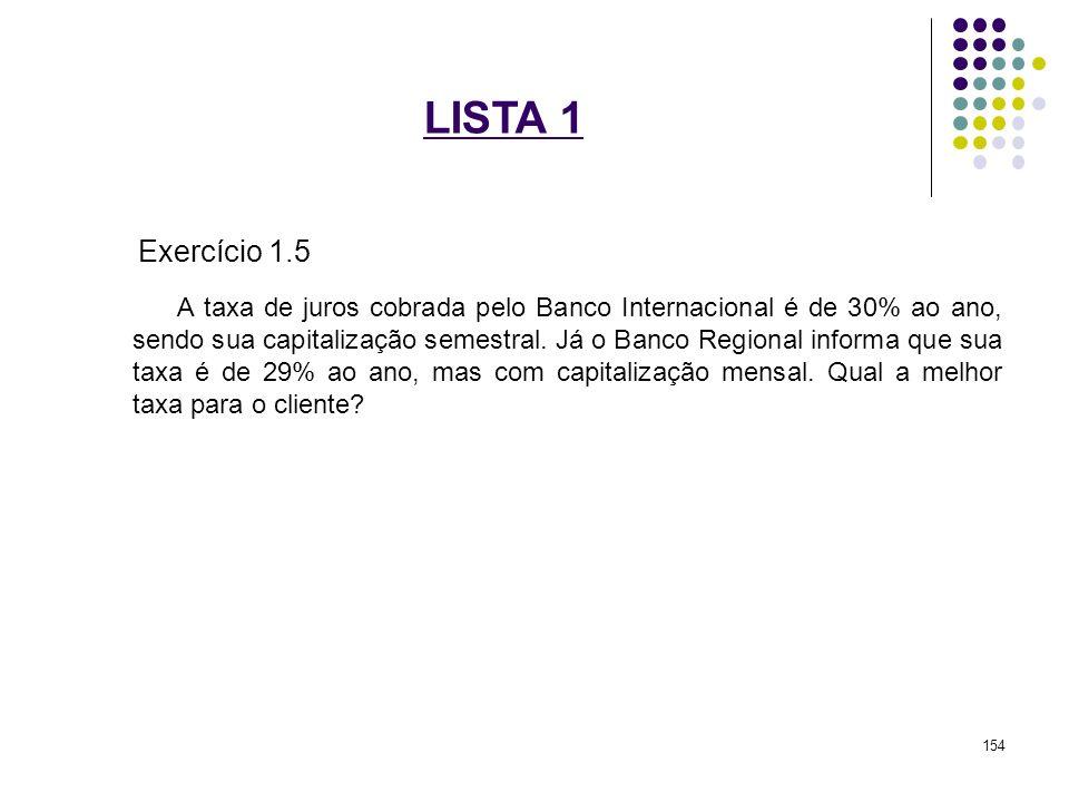 LISTA 1 Exercício 1.5.