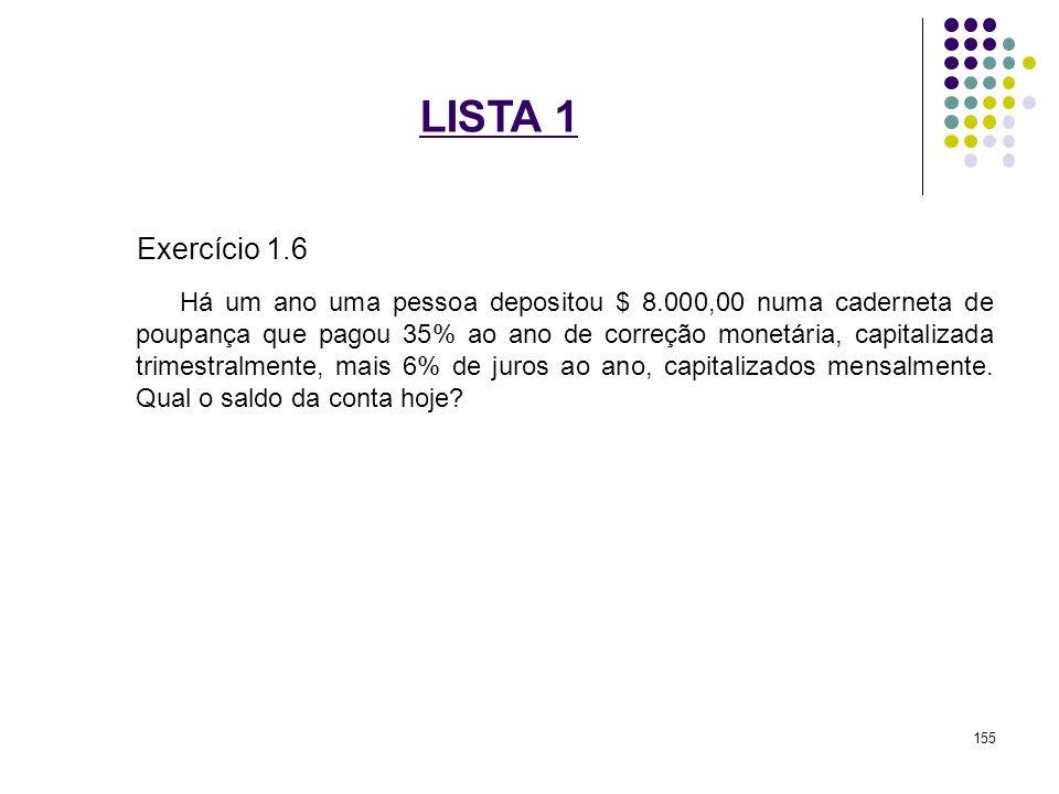 LISTA 1 Exercício 1.6.